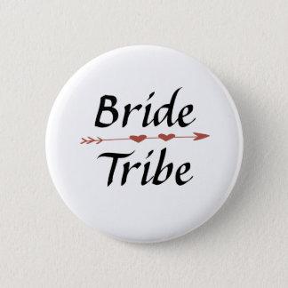 Bride Tribe Button