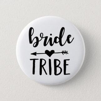 Bride Tribe Button for Bridesmaid