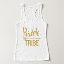 Bride Tribe Chic Tank Top