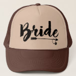 """Bride Tribe Hat for Bride<br><div class=""""desc"""">A budget-friendly option,  hats give your bride and guests the option to wear what they want to wear while still showing they&#39;re part of the bride tribe!</div>"""
