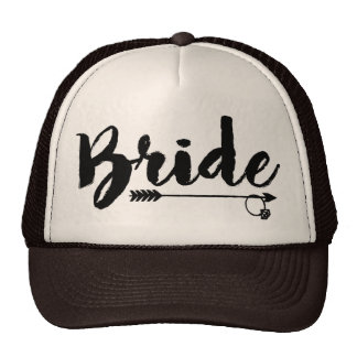 Bride Tribe Hat for Bride
