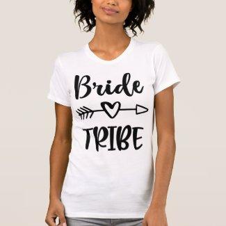 Bride Tribe Shirt - Bridesmaid T-Shirt