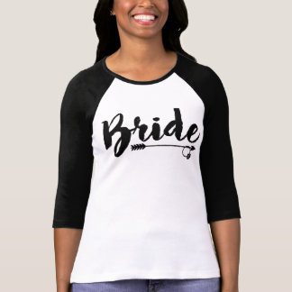 Bride Tribe Shirt for Bride