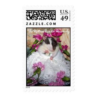 Bride Trudy Postage Stamp - TRRQ