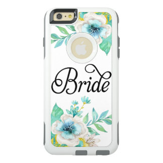 Bride Vintage Floral Otterbox iPhone 6/6s Case