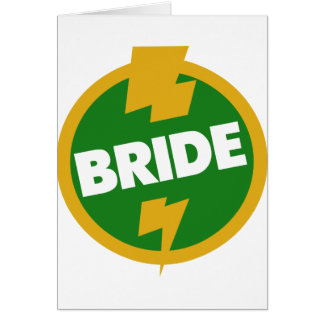 Bride Wedding - Dupree Card