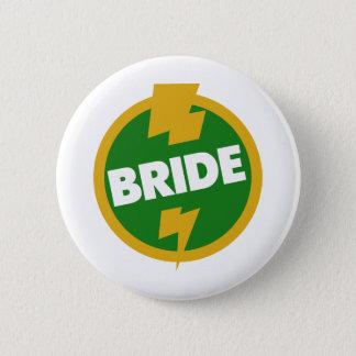 Bride Wedding - Dupree Pinback Button