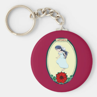 Bride, wedding items keychain
