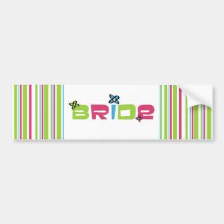 Bride Wedding Stickers