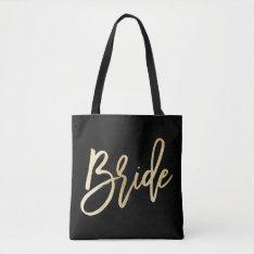Bride Wedding Tote Bag at Zazzle