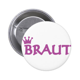 bride with crown icon button