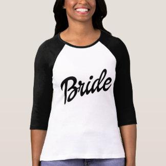 Bride Women's Raglan Shirt