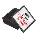 Bride Zombie Slayer Premium Gift Boxes