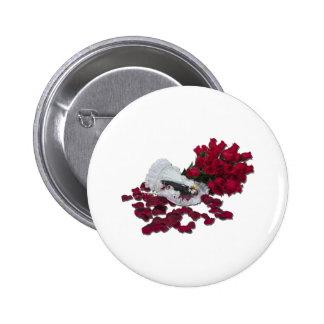BrideGroomCakeTopperRoses100711 Pin