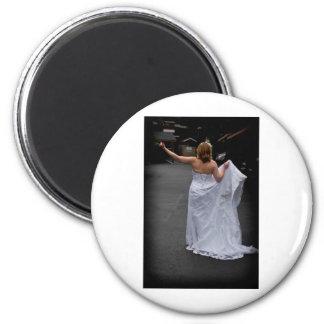 BrideHitchhike091810Ver Magnet