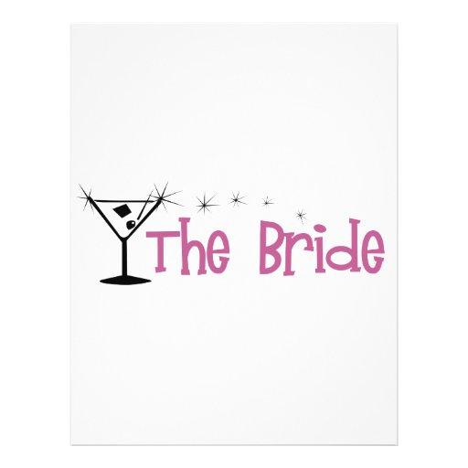 "Bridemartini 8.5"" X 11"" Flyer"