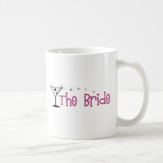 Bridemartini Coffee Mug