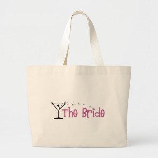 Bridemartini Large Tote Bag