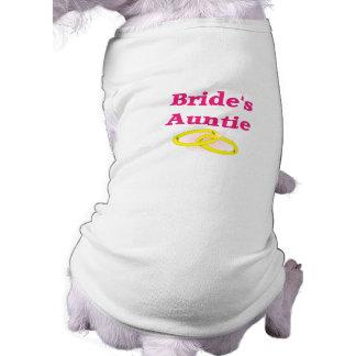 Bride's Aunt / Bride's Auntie Tee