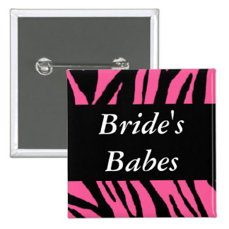Brides Babes Buttons