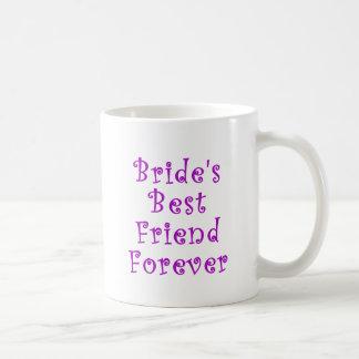 Brides Best Friend Forever Classic White Coffee Mug