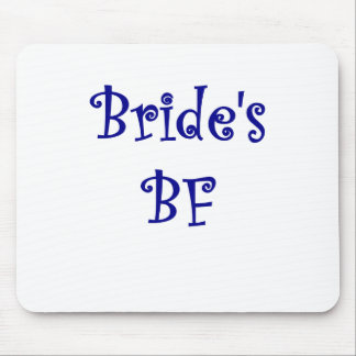 Brides BF Mouse Pad