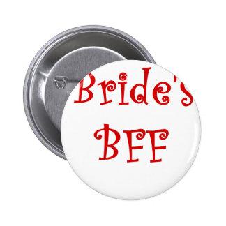 Brides BFF Button
