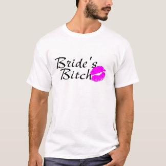 Brides Bitch Kiss T-Shirt