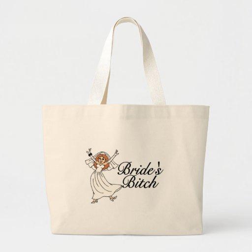 Brides Bitch Tote Bag