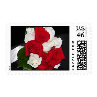 Bride's Bouquet Stamp