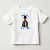 Brides Brother (Ethnic) Toddler T-shirt
