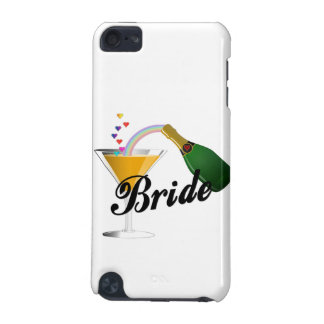 Brides Champagne Toast iPod Touch 5G Case