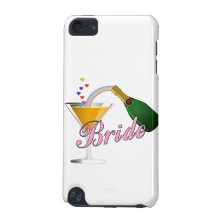 Brides Champagne Toast iPod Touch 5G Cover