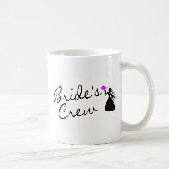 Brides Crew (Bride) Coffee Mug