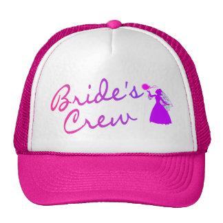 Brides Crew (Bride) Trucker Hat