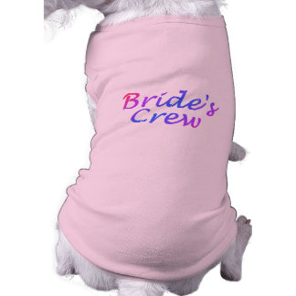 Brides Crew (Pastel) Tee