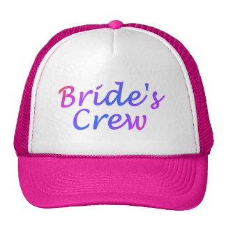 Brides Crew (Pastel) Trucker Hat