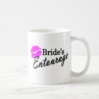 Brides Entourage Coffee Mug