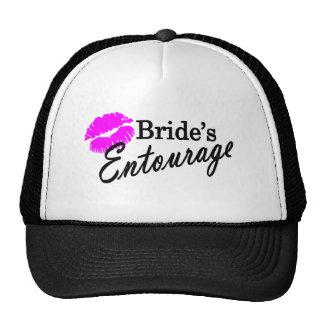 Brides Entourage Trucker Hat
