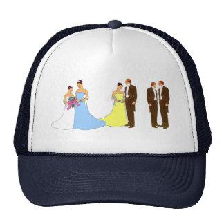 Brides/Grooms Trucker Hat