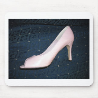 Brides High Heel Pumps Mouse Pad