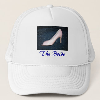 Brides High Heel Pumps Trucker Hat