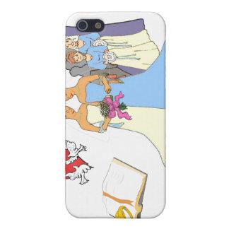 Brides iPhone 5 Case
