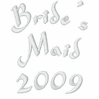 Bride's Maid 2009 - Polo Shirt