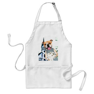 Brides Maid Adult Apron