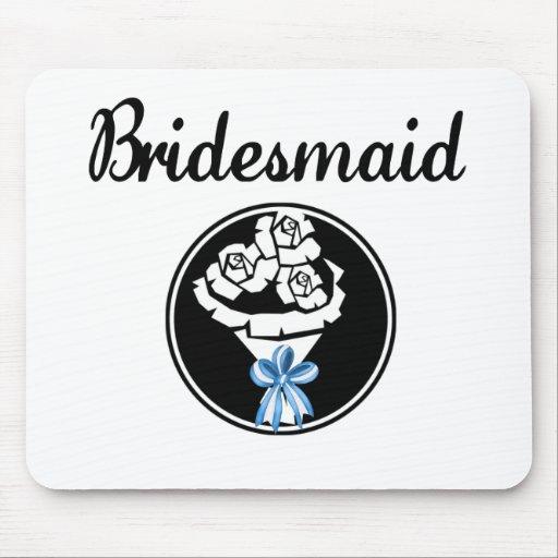 Brides Maid Mouse Pad