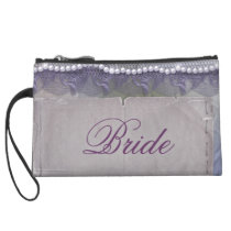 Bride's Make Up Bag Travel Accessory Bags