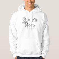 ♥ Bride's Mom ♥ Appropriate for Mom & Step-Mom ♥ Hoodie