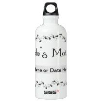 Bride's Mother Water Bottle