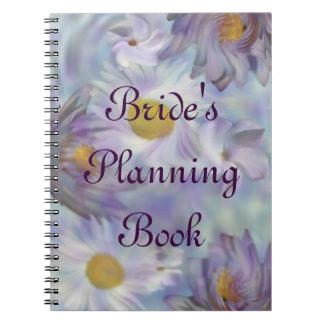 Bride's Planning Book Notebook